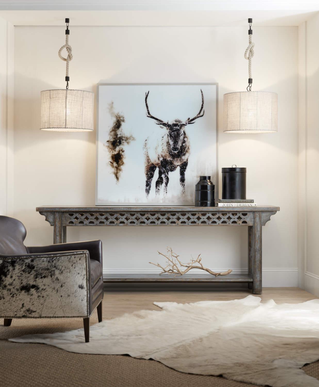 Hooker Furniture LaGrange Collection Burnham Console