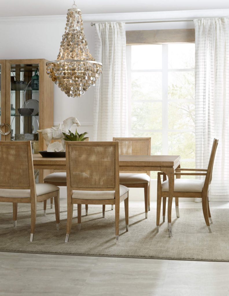 Hooker Furniture Novella Collection Dining Room